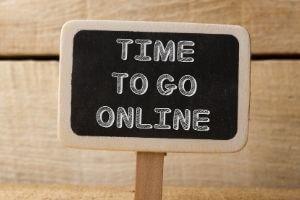 オンライン化によるチャンスの到来